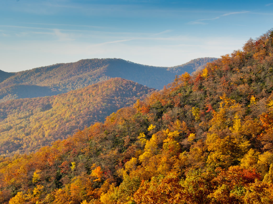 Fall is one of the best times to get outside and explore all that North Carolina camping has to offer.