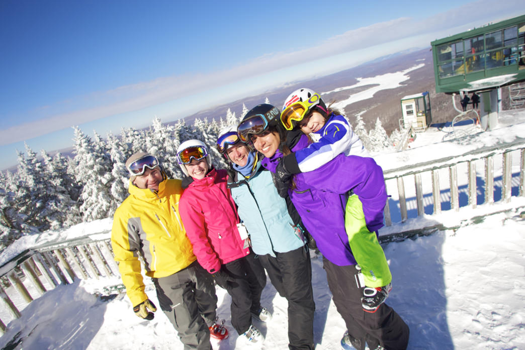 Mount Snow has plenty of family-friendly options both on and off the mountain.