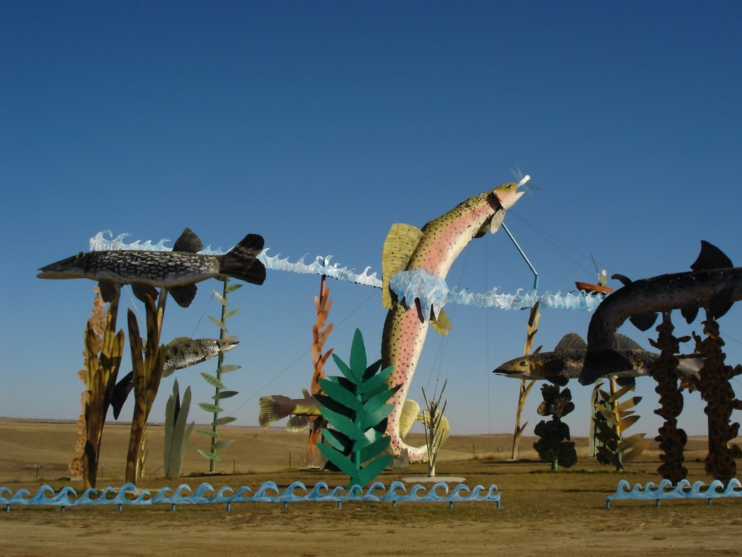 Enchanted Highway, North Dakota.