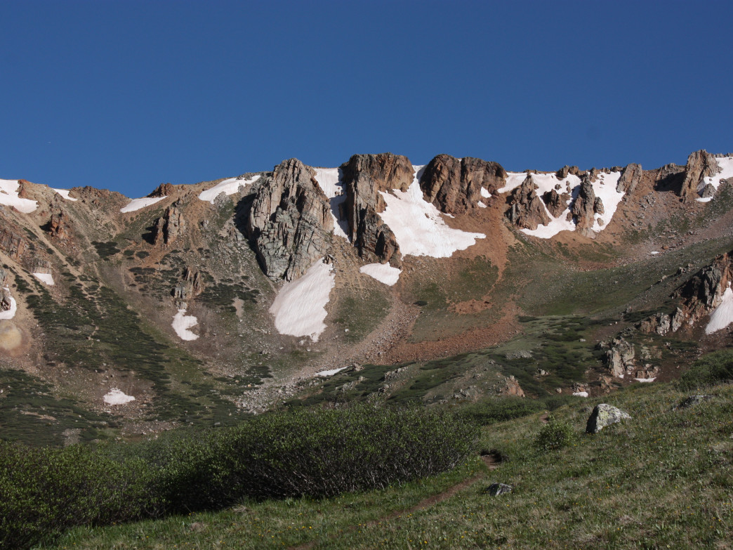 Huron Peak, Colorado.