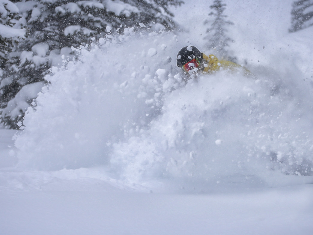 Get your pass now so you're ready to take advantage of powder days.
