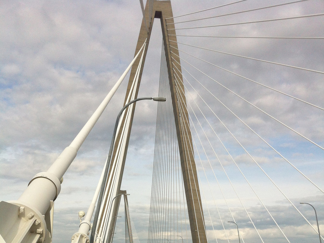 The Charleston Running Club helped create the city's biggest event, the Cooper River Bridge Run.