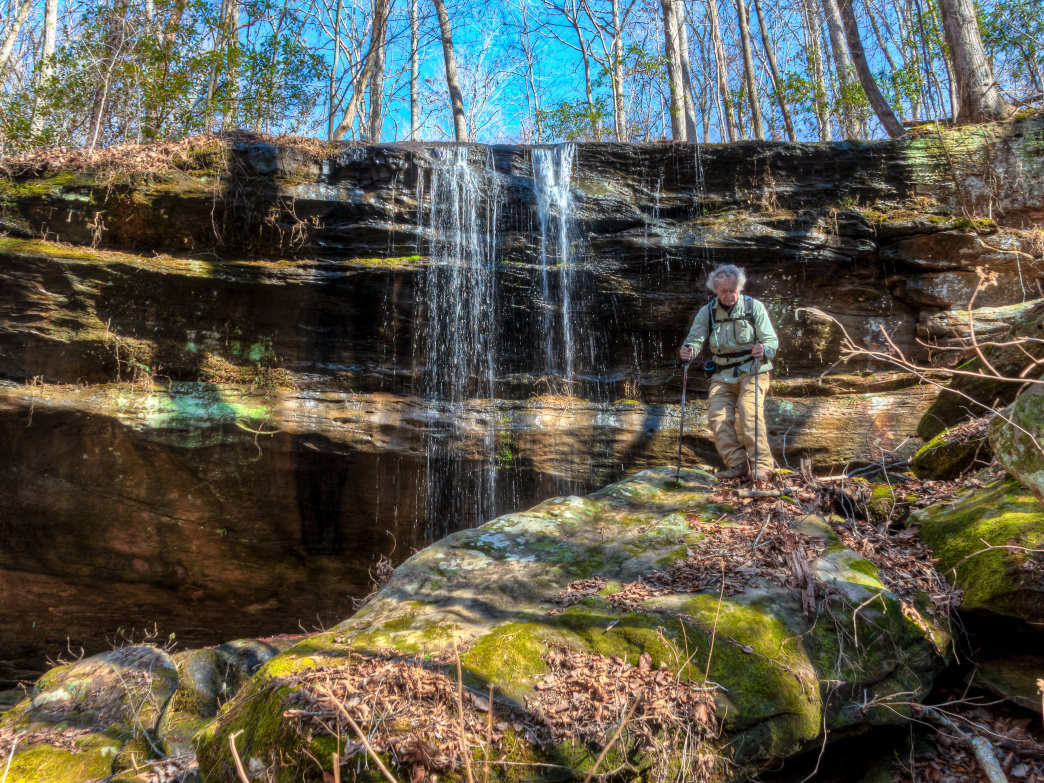 Alabama outdoor enthusiasts can thank the Nature Conservancy for some of the best trails in the state.