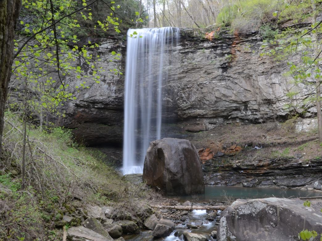 Image result for hemlock falls cloudland canyon