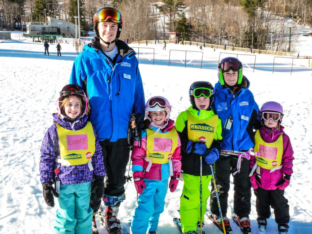 Family fun at Gunstock.