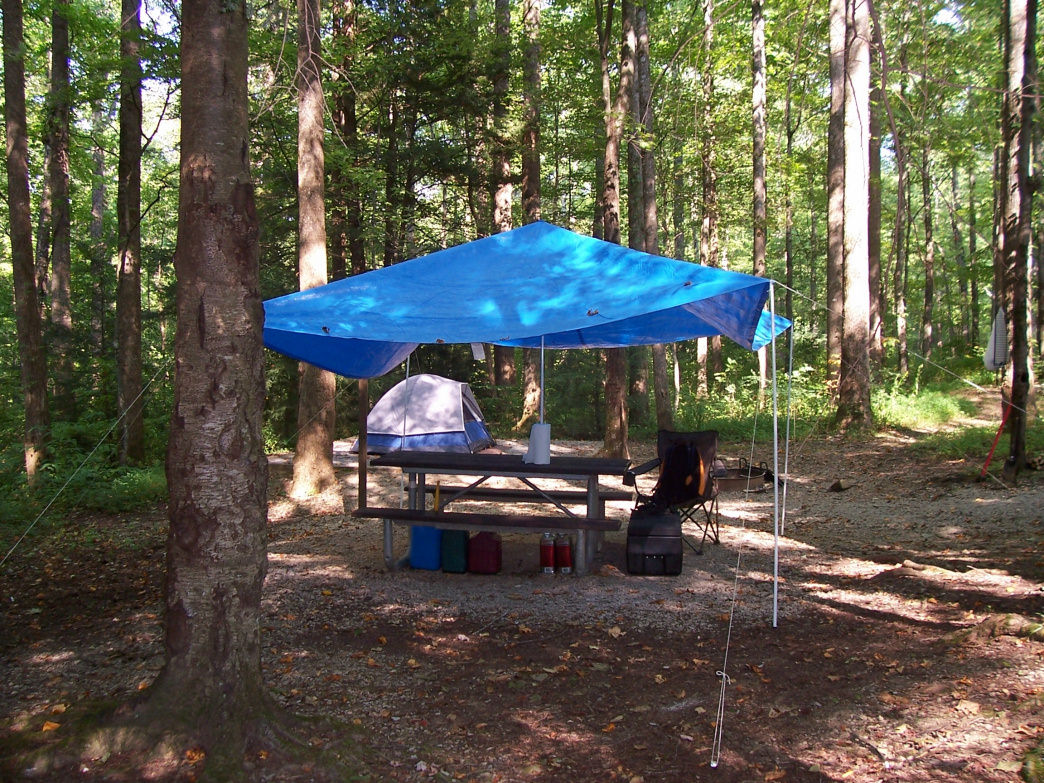 Cosby Campground - NC