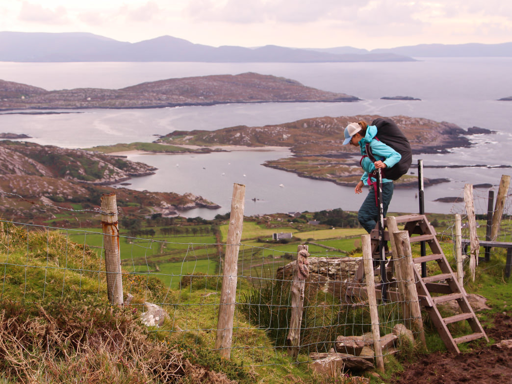Hiking the Kerry Way, Ireland's most incredible long distance trail.
