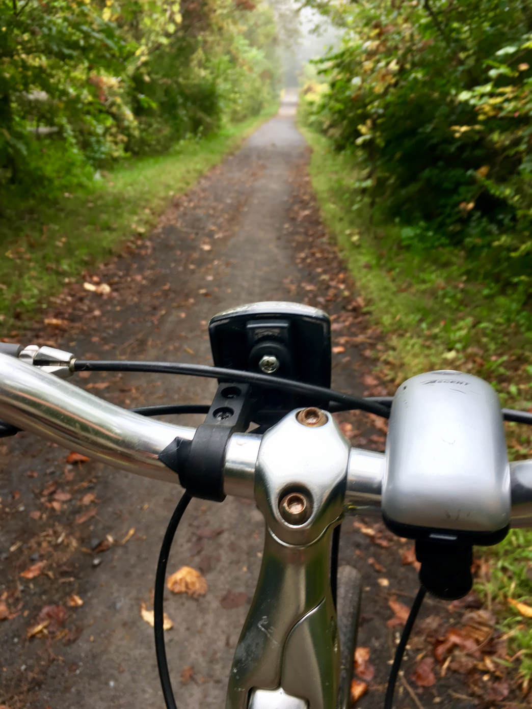 Paved bike paths in State College are an excellent option for recreational riders. Malee Oot