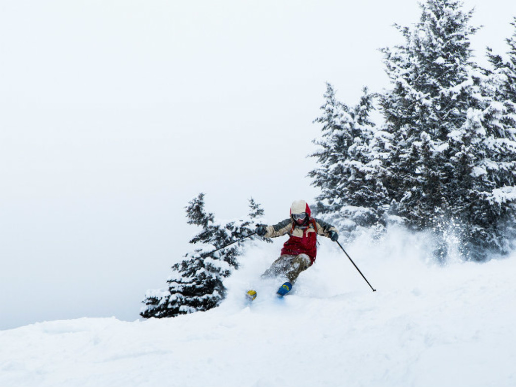 JHMR offers a wide array of terrain for skiers of all kinds.