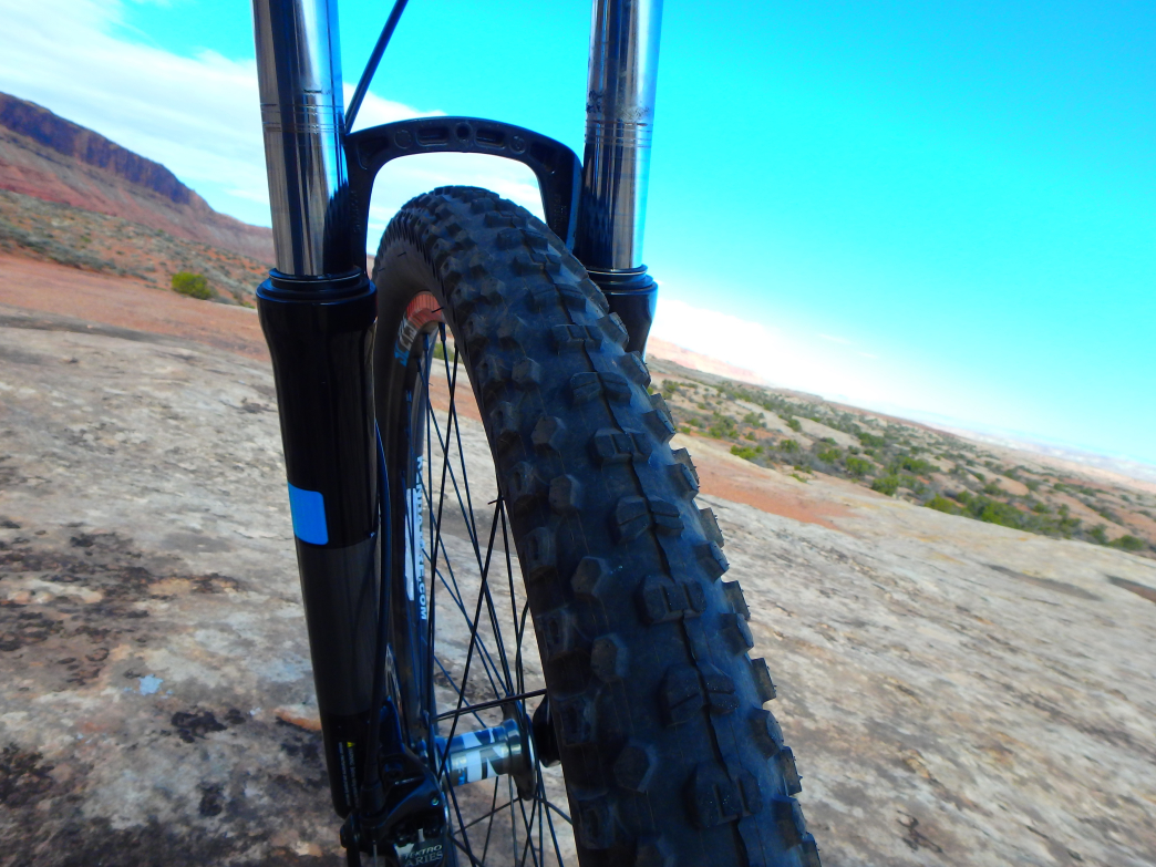 You'd be amazed what an impact these treads have. Do your part to maintain access to your favorite trails.
