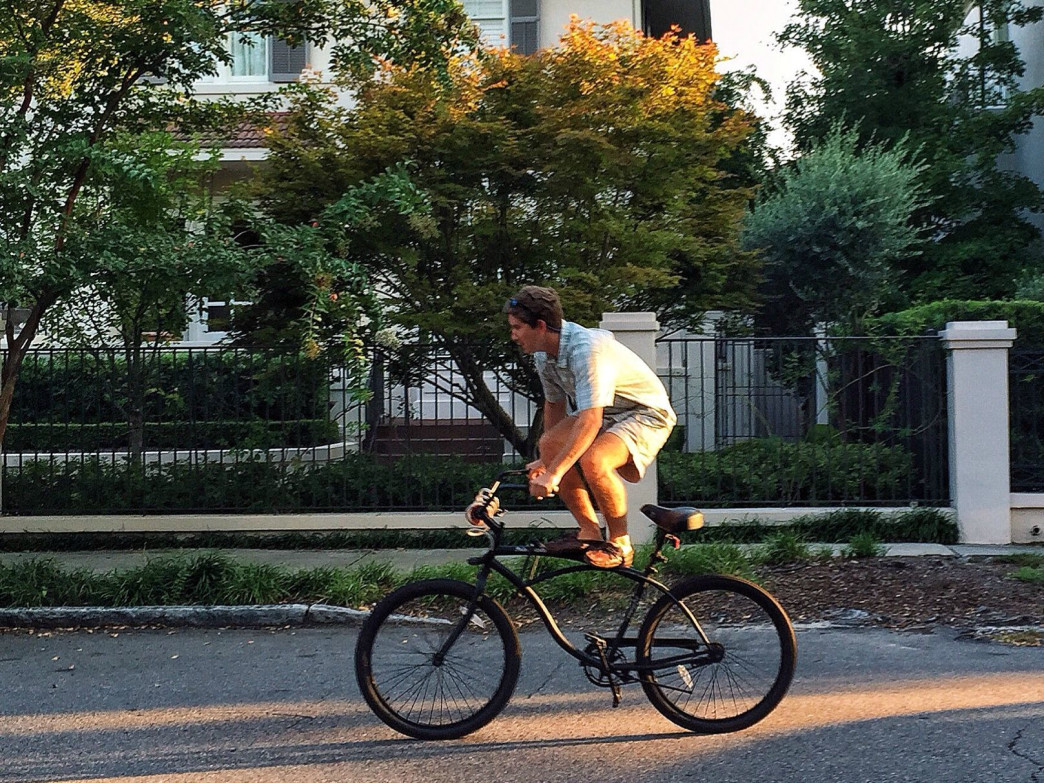 Bikes are popping up everywhere in Charleston, but the infrastructure hasn't been able to keep up with the demand.