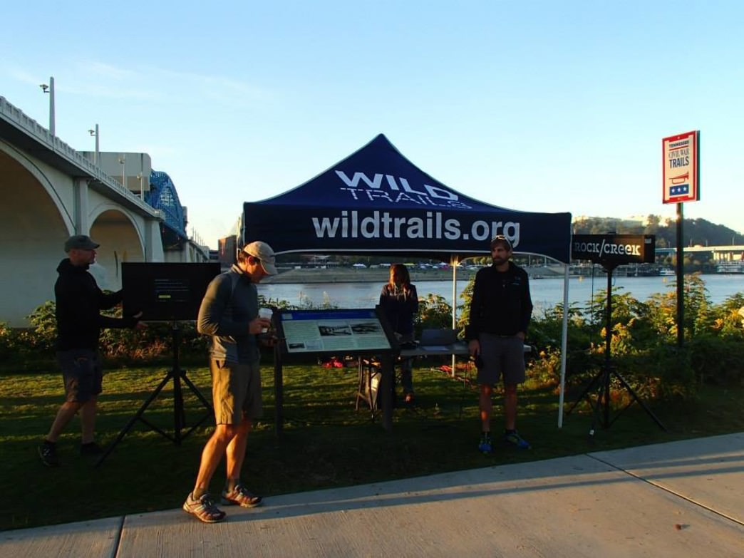 Wild Trails was influential in forming this fantastic race that mixes the best of both road and trail running