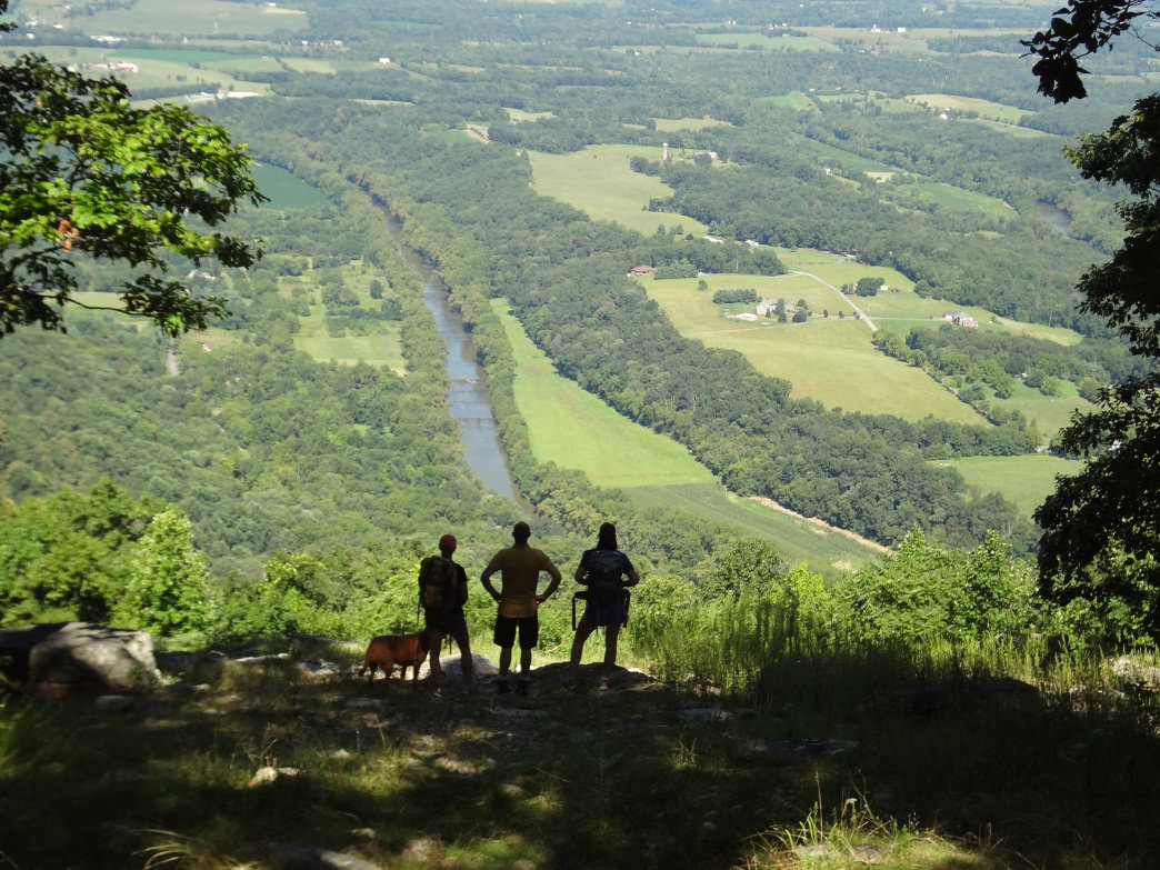 The 170+ miles of trails in Shenandoah County have something for everyone.