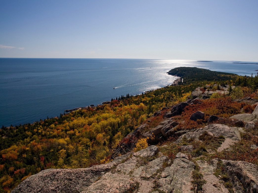 Insider 39 s guide to acadia national park for Acadia national park fishing