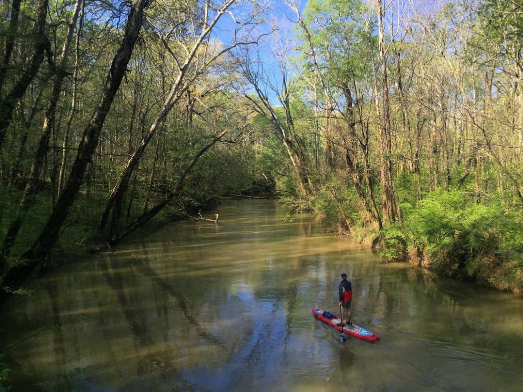 There are plenty of waterways in Tennessee for any level paddler.