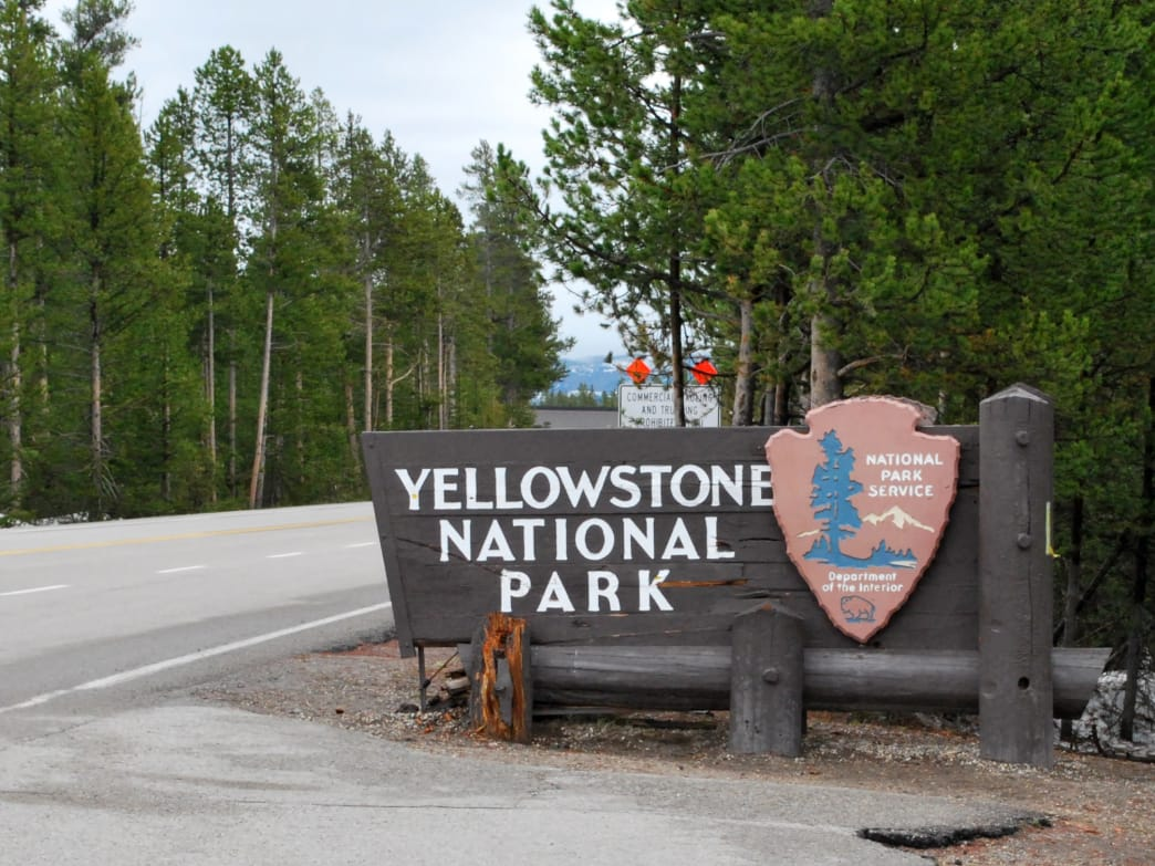 The west entrance of Yellowstone is the most popular, as it is the easiest way to access the park from the western U.S. and takes visitors straight into geyser country.
