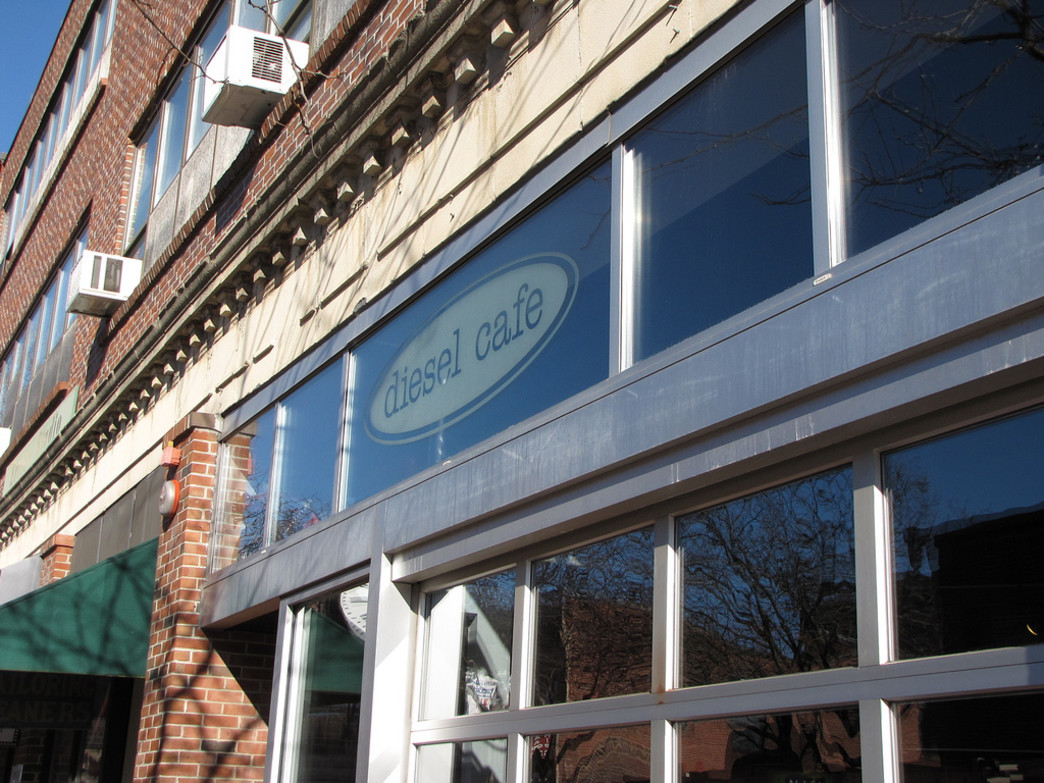Diesel Cafe is a go-to spot for locals seeking an excellent cup of Joe