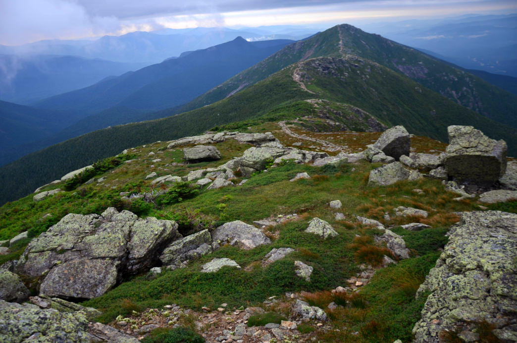 The Franconia Ridge traverse is one of the most iconic and scenic hikes in New England.