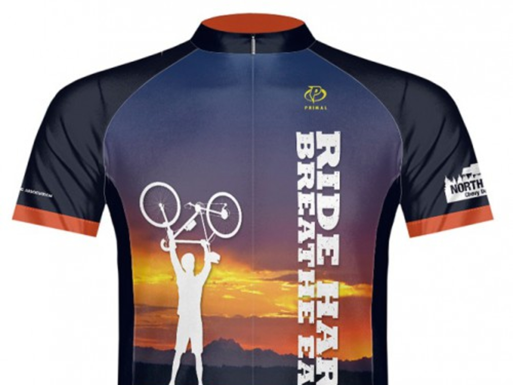 This jersey is just one of the prizes you could win for all of your hard fundraising work.