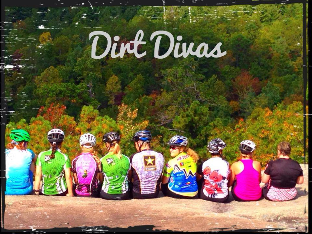 The Dirt Divas ride some of the most scenic trails in North Carolina.