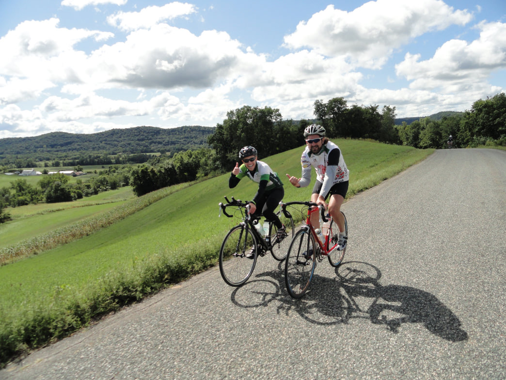 Quiet, well-maintained roads and beautiful farmland—the La Crosse area has everything a road cyclist could ask for.