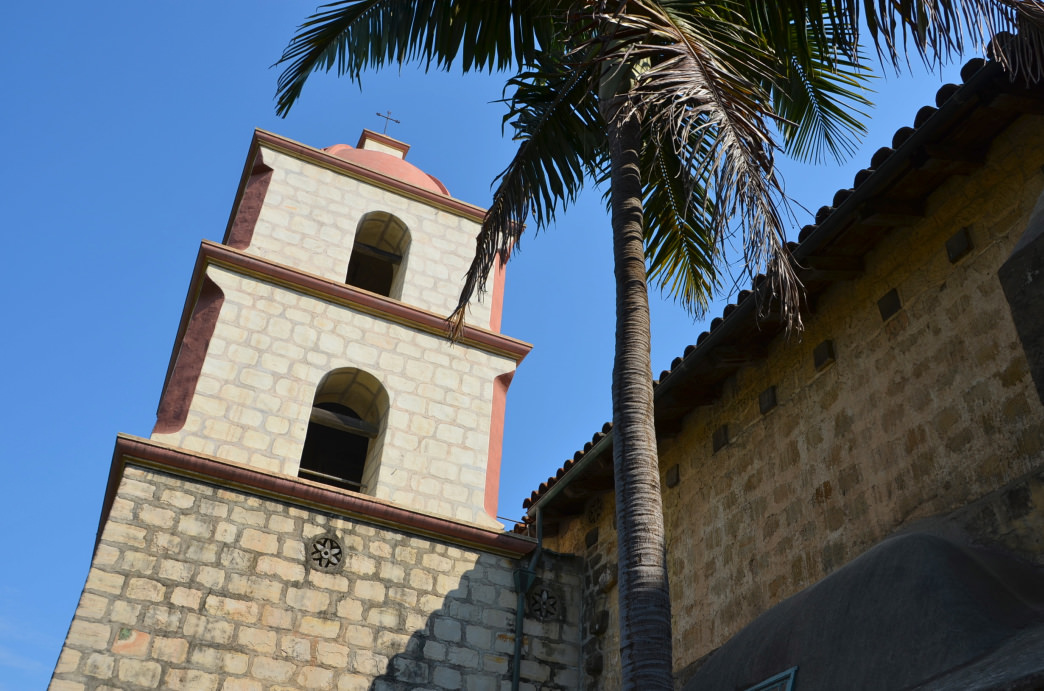 The Old Mission was founded in 1786 and offers visitors a chance to learn more about the significance of the missions in the state.