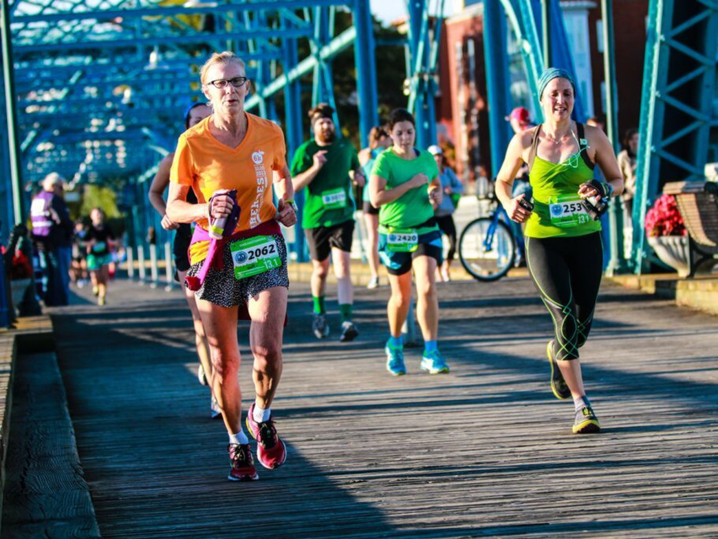 The 7 Bridges Marathon is a fantastic event, whether spectating or competing