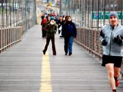 Image for Brooklyn Bridge - Road Running