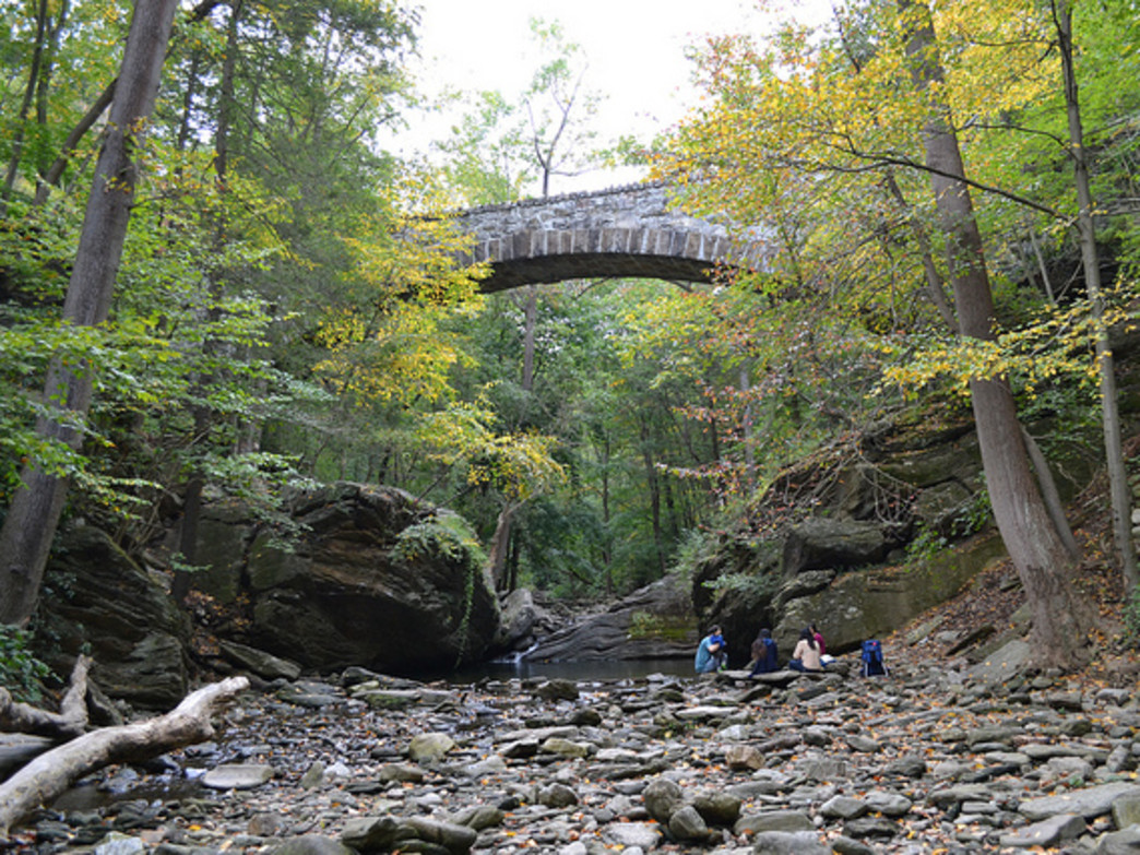 Friends of the Wissahickon are the stewards of Philadelphia's largest park.