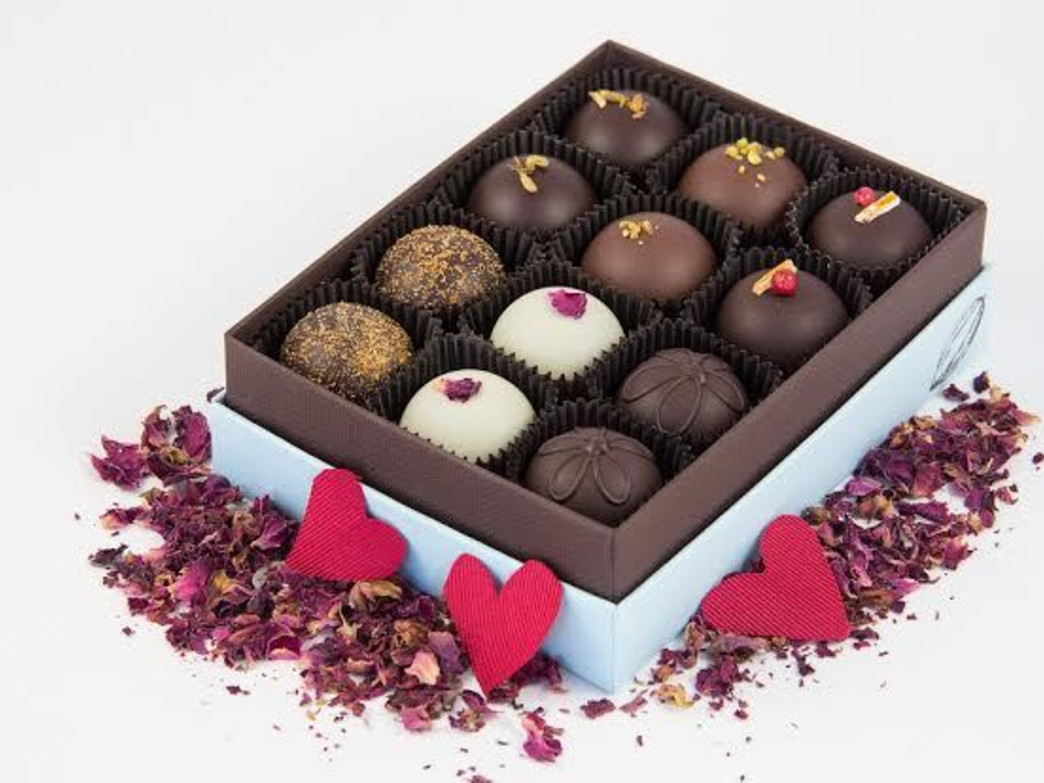 The Aphrodisiac Collection from French Broad Chocolates