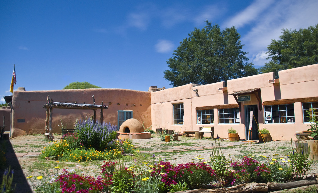Art, history, breathtaking scenery: Taos has it all.