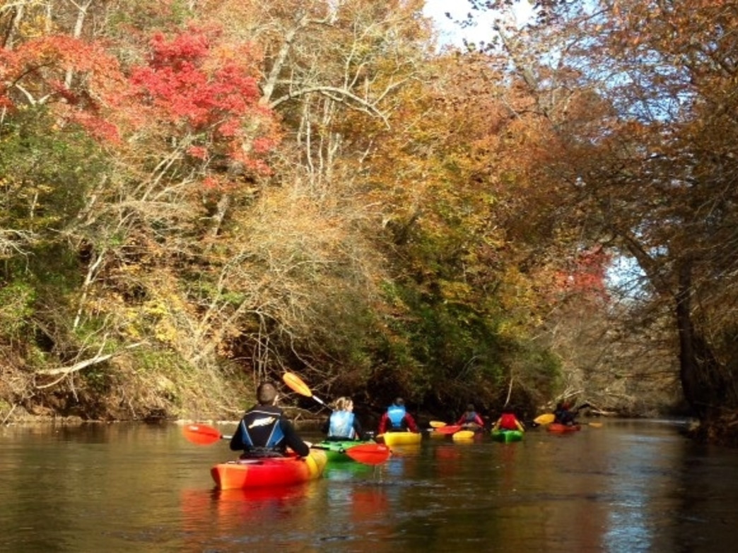 Kayak Guy's Etowah River tour