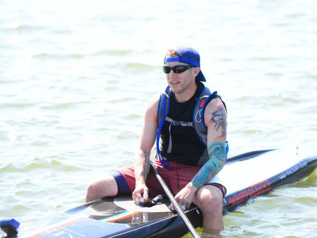 A born waterman, Steve Dullack will be one of competitors to watch at this year's ChattaJack31