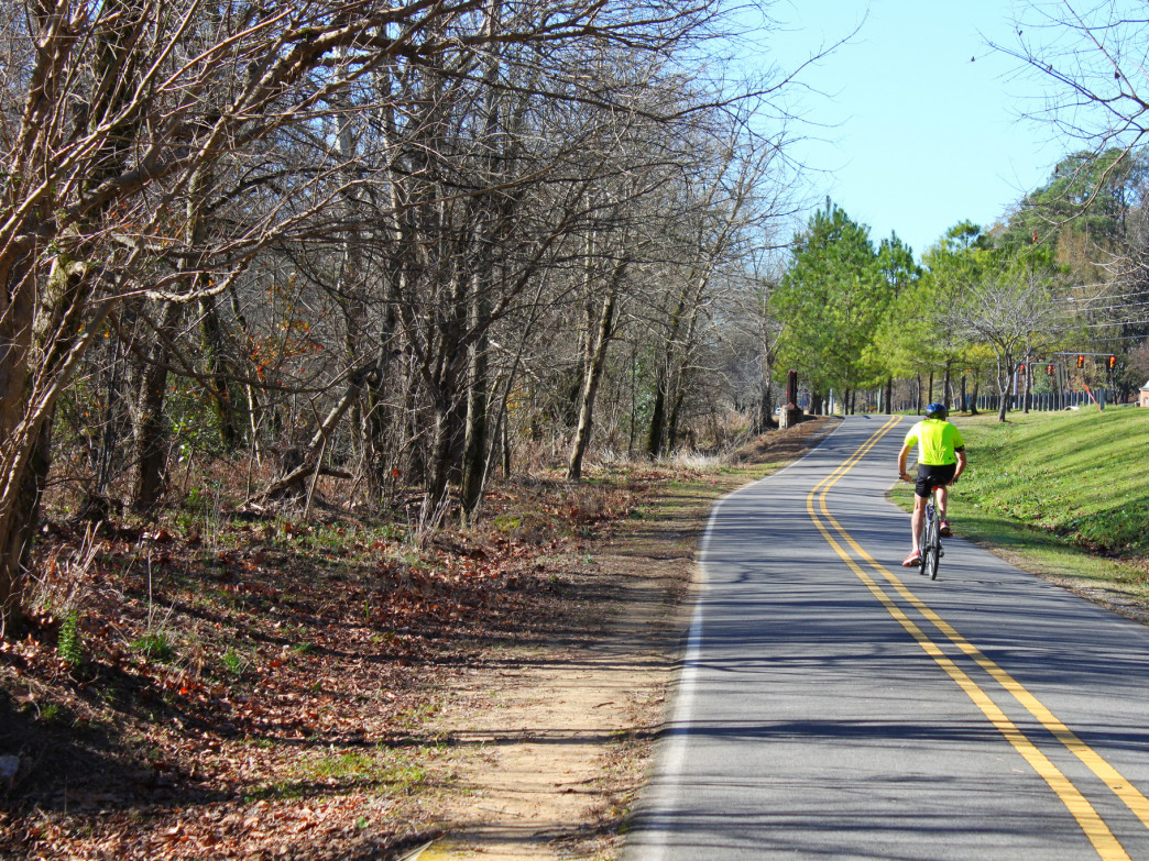 Lakeshore Trail will soon be interconnected with Birmingham for endless cycling, running or walking.