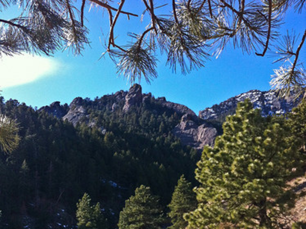 The Mesa Trail is one of Boulder's finest for trail mavens.