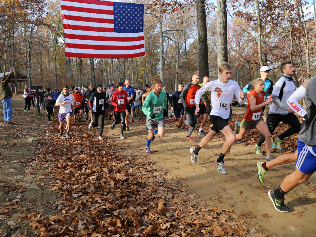 Photo: Loudoun 10K Trail Race