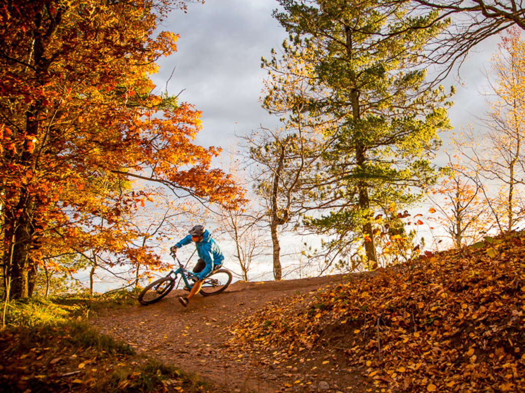 Duluth features some of the most scenic rides in the Midwest.