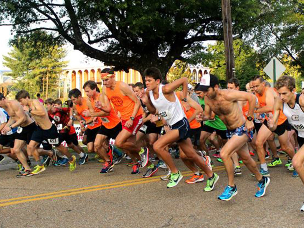 The Chattanooga Track Club now organizes 20 races each year.