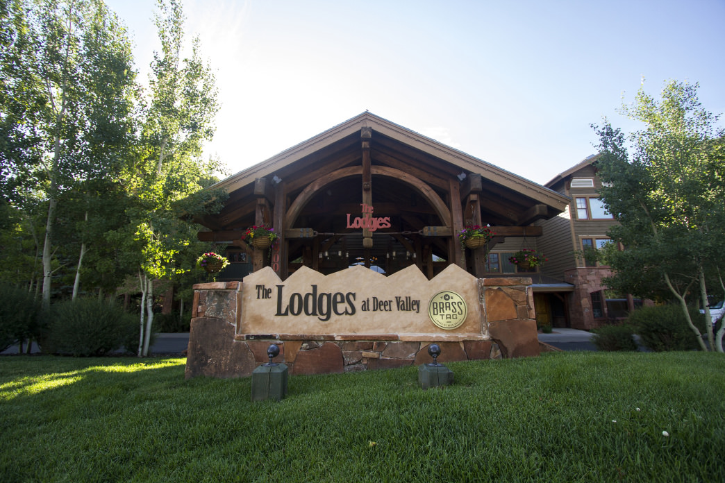 The Lodges at Deer Valley Resort.