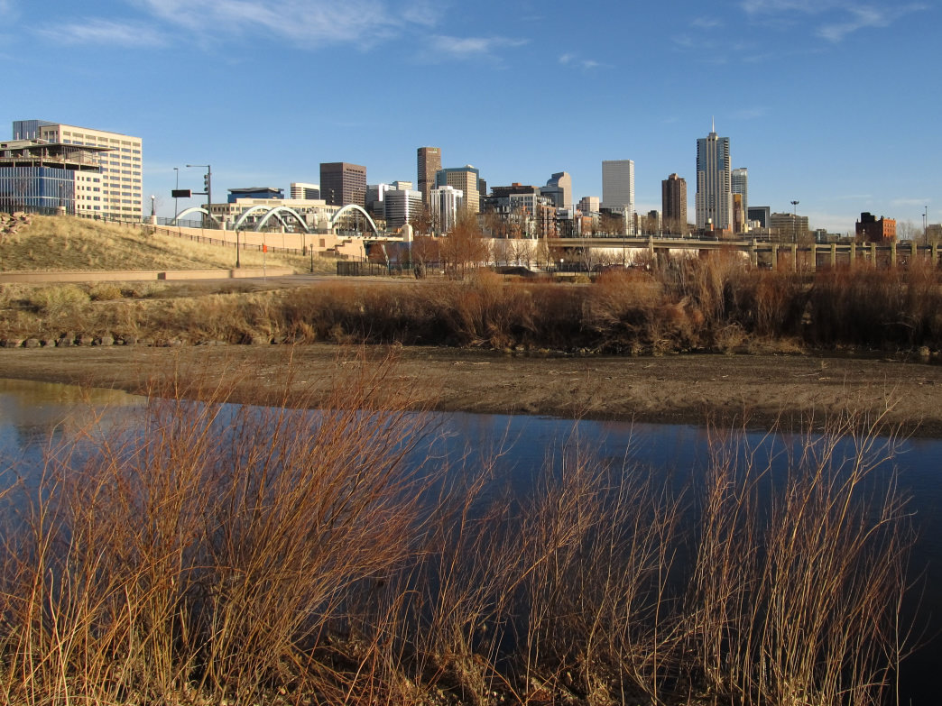 With so many nearby trails, the work/life balance is easy in Denver.