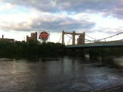 The Grain Belt Sign