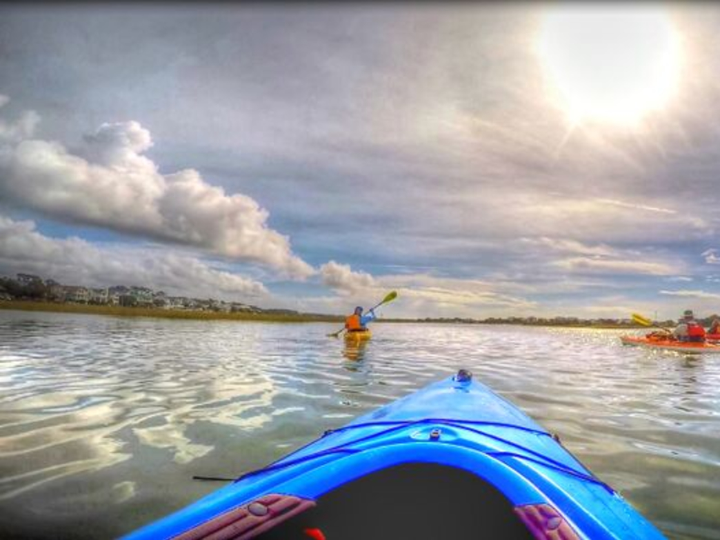 Paddling adventures take many forms at the Islands