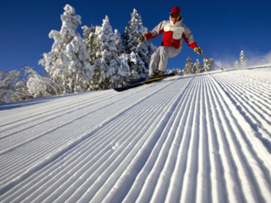 Cruise down the groomers this ski season.