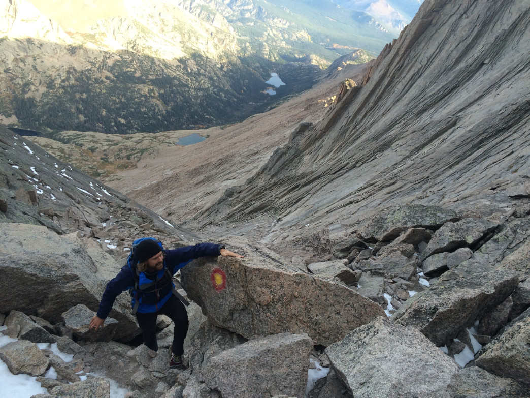 A Tale of Two Colorado Summits: Climbing Longs Peak and ...