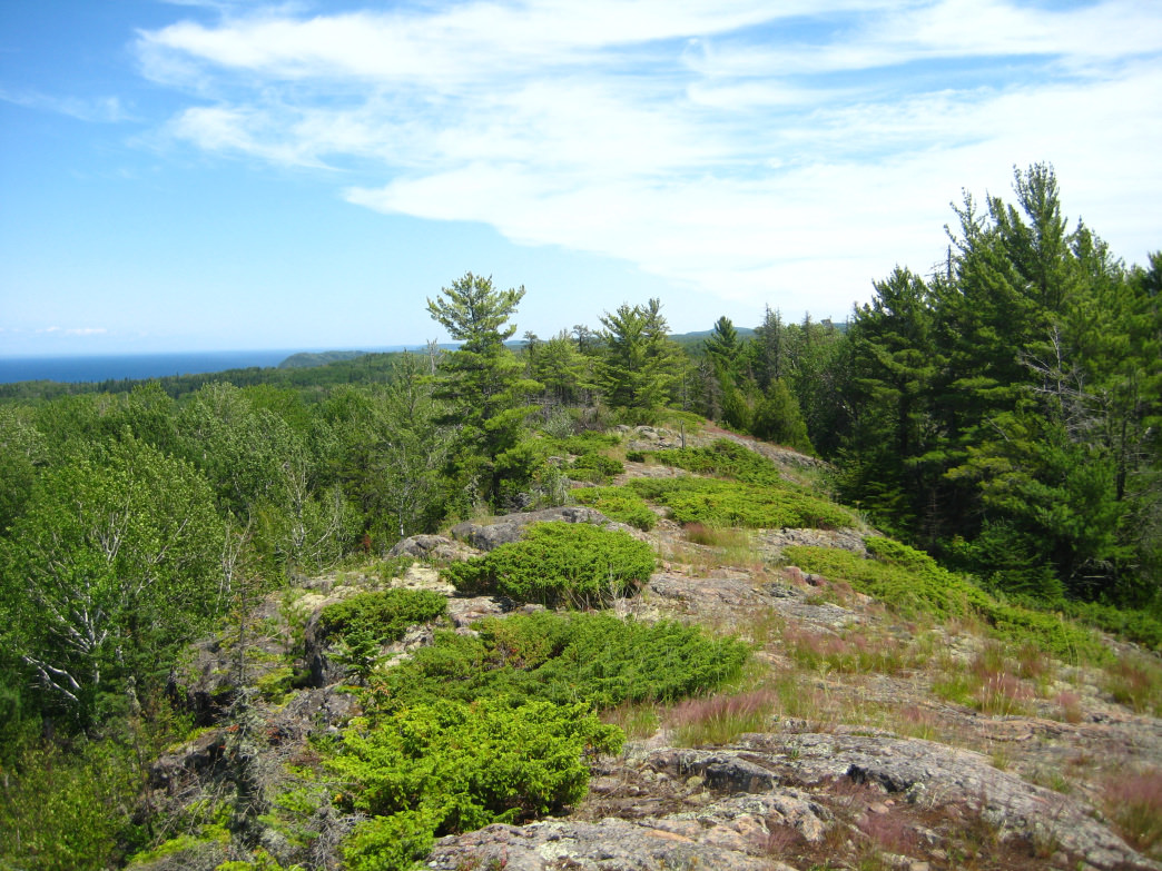 Minong Ridge, Isle Royale National Park.