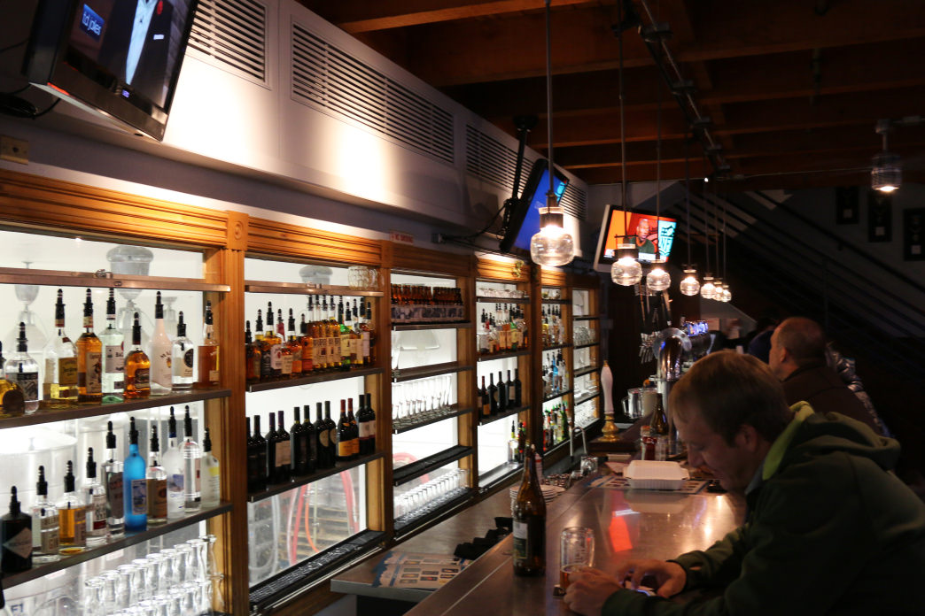 The Wasatch Brew Pub is a Park City favorite.