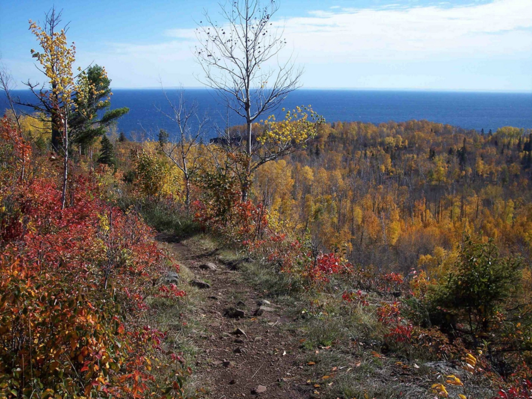 Superior Hiking Trail Backpacking
