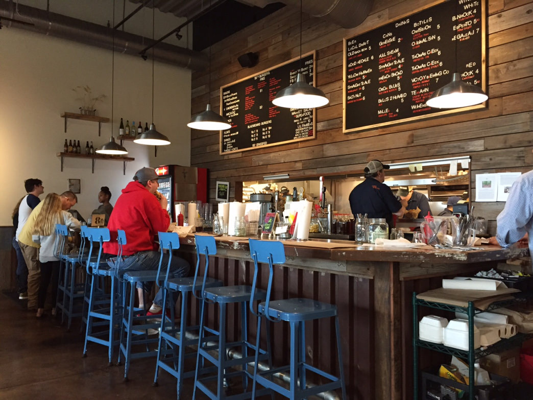 Huntsville's emerging dining scene offers a bevy of places perfect for hungry appetites.