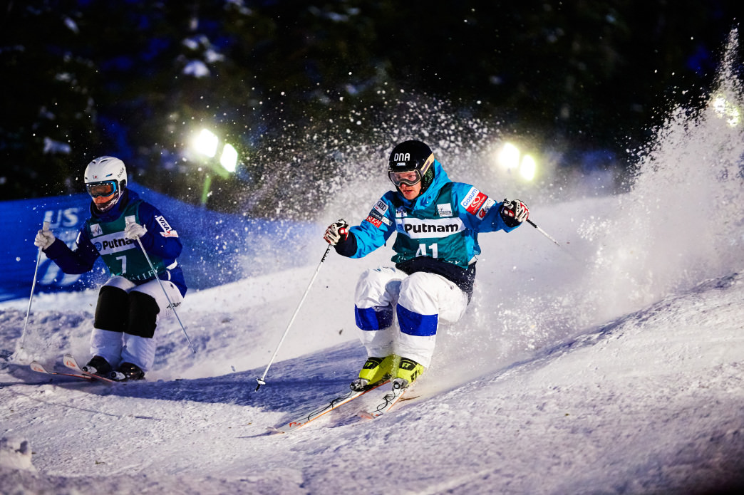 Skiers from around the world will be at Deer Valley Resort to show off their skills.