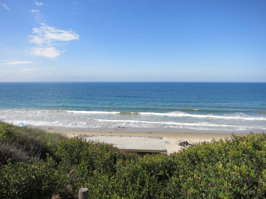 When the waves are right, El Capitán Beach is a popular spot for surfers. But no matter the conditions, it features a beautiful natural setting not far from downtown Santa Barbara.